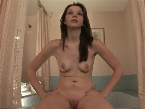 Hot And Horny Teen Shows Off Her Pussy And Nude Body For