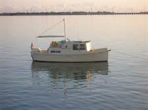 Small Trawler Boats
