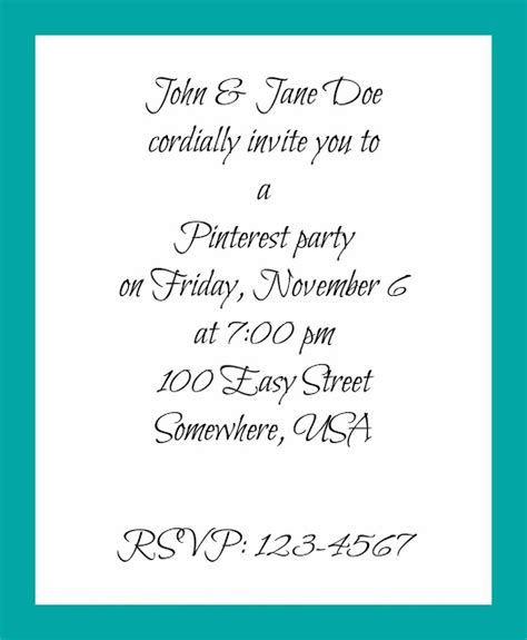 how to write an invitation letter is sew daily hostessing how to write an 53194