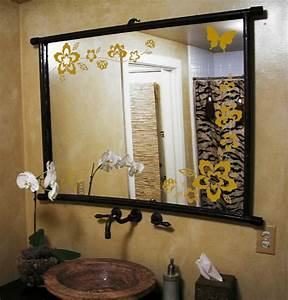 mirror wall decals image doherty house mirror wall With mirror wall decals