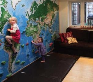 build  indoor bouldering wall  kids