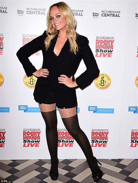 black blazer bunton dons and hotpants for performance of