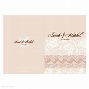 alannah rose wedding invitations stationery shop With lace cover wedding invitations