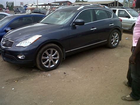 jeep infinity a tokunbo nissan infinity jeep fx35 for sale 2008 model