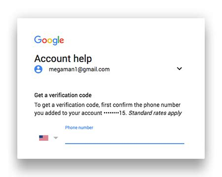 Account Recovery Google Account Recovery Help How To Recover Gmail Password