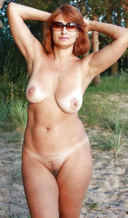 milf Nude outdoors Tumblr mature Naked