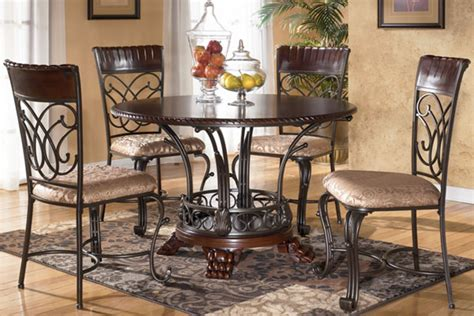 durable  magnificent metal dining room chairs dining