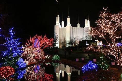 washington dc christmas lights hoco connect december 2013