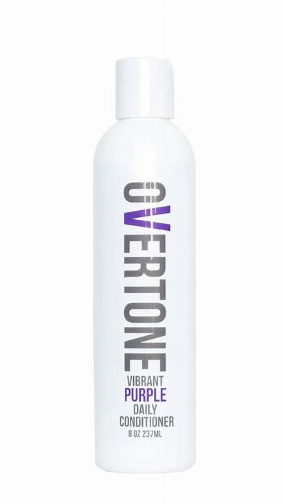 Overtone Purple Hair Conditioner Extreme Daily Vibrant