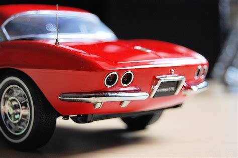 Review Autoart 1962 Chevrolet Corvette • Diecastsocietycom