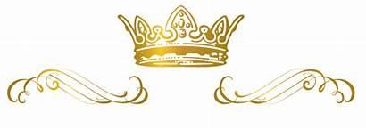 Maker Crown Transparent Logos Clipart Golden Queen