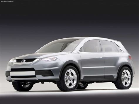 Acura To 2005 by Acura Rdx Concept 2005 Pictures Information Specs
