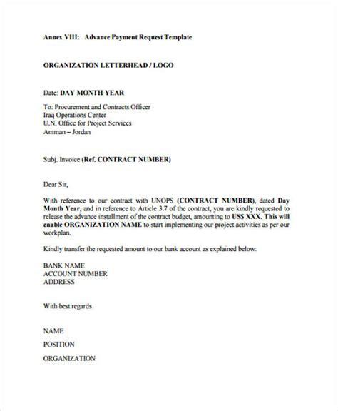 requisition letter formats