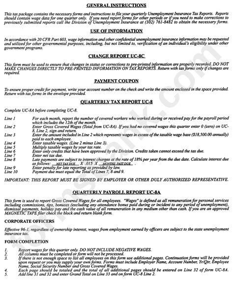 form uc  general instructions printable