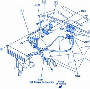 Chevy Silverado 5 7l 1995 Electrical Circuit Wiring Diagram