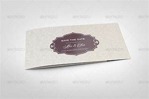 dl folded invitation card mock up by bagera graphicriver With dl folded wedding invitations