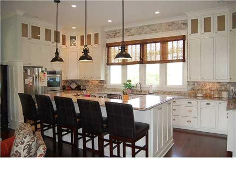 veneer kitchen backsplash brick veneer as kitchen backsplash kitchen envy pinterest