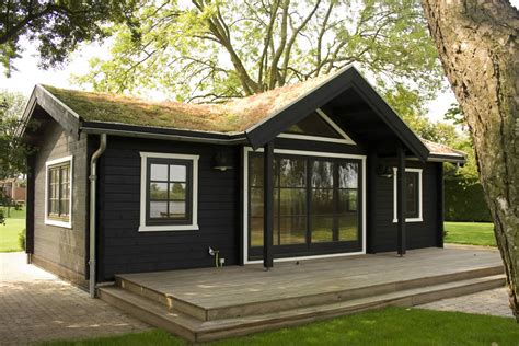 chalet en kit 100m2 lennox leisure building 834x444 with 344x124 ext by forest log cabins and summerhouses