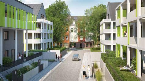 Wohnung Mit Garten Ruhrgebiet by Bauprojekte Ruhrgebiet Essen Mietwohnungen K 246 Ndgenstra 223 E