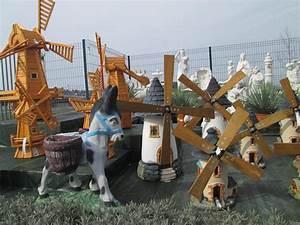 Moulin Deco Jardin : moulin en pierre decoration jardin deco jardin original reference maison ~ Teatrodelosmanantiales.com Idées de Décoration