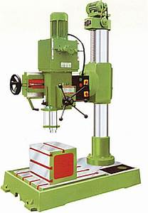 Radial Drilling Machine Industrial Radial Drilling Machine