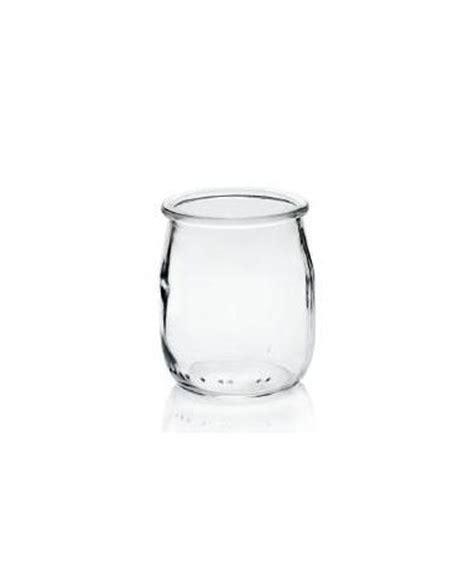 pot yaourt en verre pot yaourt en verre 143ml d53 h68 x24 promatokaz