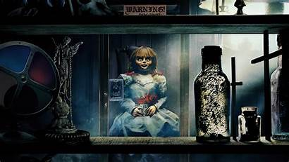Annabelle Comes Wallpapers 8k Doll Warren Museu