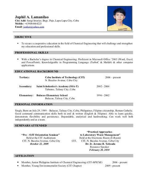Resume Template Builder Resume Sle Resume Cv