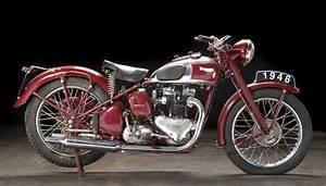 1948 Triumph 5t Speed Twin Frame No  36611 Engine No  48 5t 95311