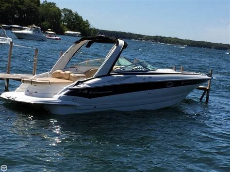 Used Crownline Boats For Sale In Iowa by 2011 Used Crownline 325 Ss Bowrider Boat For Sale