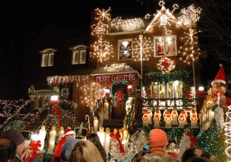 pictures americas  christmas displays