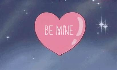 Valentine Valentines Mine Happy Heart Gifs Animated