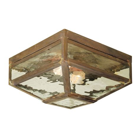Craftsman Style Ceiling Light  Illuminate Entire Rooms