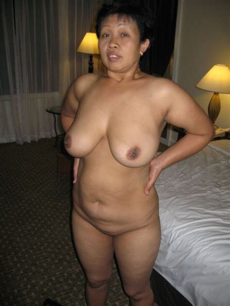 Asia Porn Photo Nude Mature Indonesian Maid