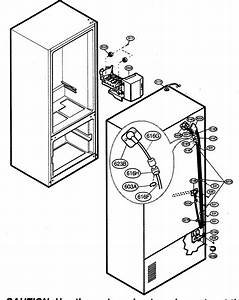 Ice Maker Parts Diagram  U0026 Parts List For Model 79575193401