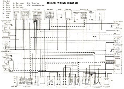 Scooter Wiring Diagram Images