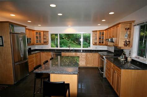 kitchen cabinets photos designs blue pearl granite 6318