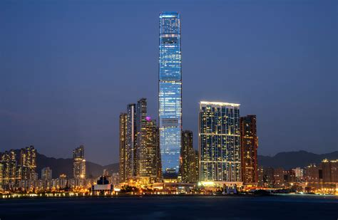 Viewfinder International Commerce Centre Skyrisecities