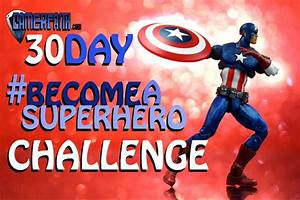Become, A, Superhero, This, June
