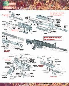 Ar15 16 U0026quot X20 U0026quot  Diagram Poster