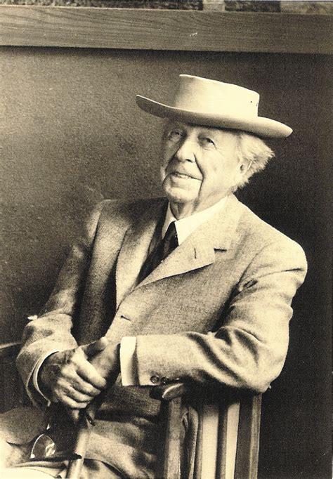 Frank Lloyd Wright, Li Aniversario  Viajes Con Mi Tía