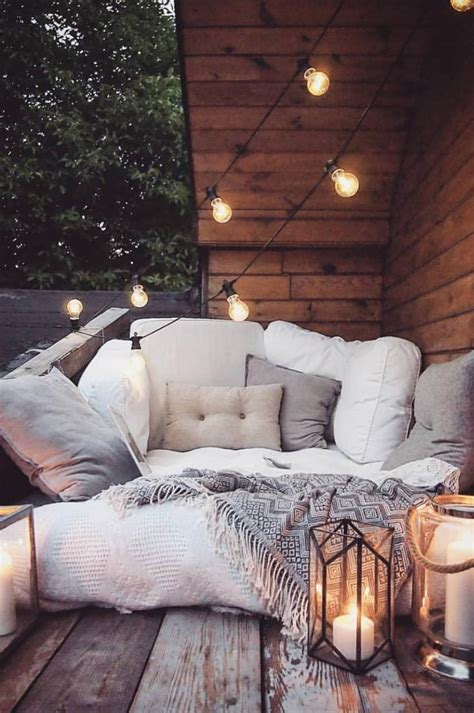 40 Cozy Balcony Ideas and Decor Inspiration 2019 My Blog