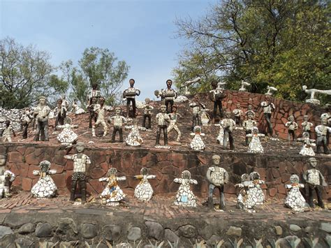 History Of Rock Garden by File 01 Statues At Rock Garden Chandigarh Jpg Wikimedia