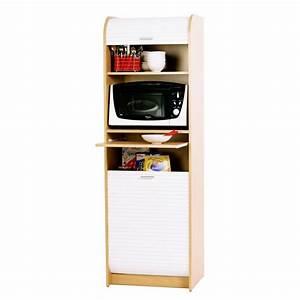 Meuble Cuisine Micro Onde : grand meuble micro onde meuble de cuisine simmob ~ Teatrodelosmanantiales.com Idées de Décoration