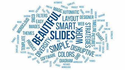 Word Cloud Template Templates Ai Slides Words