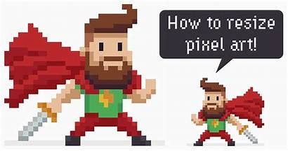 Pixel Photoshop Into Resize Basics Turn Convert