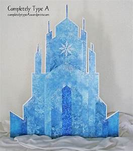 How to Make Elsa's Ice Castle from DISNEY'S FROZEN | See ...