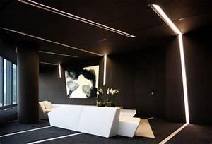 Futuristic Office by A-cero Studio   All Tech Talk by ...