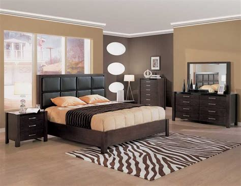 Bedroom Decor Ideas With Brown Furniture by The Stylish Ideas Of Modern Bedroom Furniture On A Budget