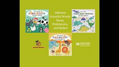 Colorful Usborne Farm